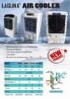 ACH4000 Laguna Air Cooler ID119841 Stand Fan / Wall Fan / Mist / Ventilation / Exhaust / Air Cooler  Fan Blower Ventilator