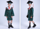 K1793 Graduation Gown Set C Graduation Accessorizes