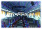 44 Seater Tour Coach Tour Bus