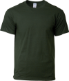 GILDAN PREMIUM COTTON MEN'S ROUND NECK REGULAR FIT T-SHIRTS