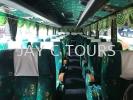 30 Seater Super VIP Bus Bas Super VIP (30 Penumpang)