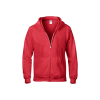 GILDAN YOUTH FULL ZIP HOODED SWEATSHIRT HOODED JACKETS
