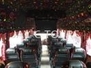 Bas Persiaran 44 Seater Tour Bus Executive Tour Bus Rental