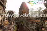 5D4N Siem Reap/Phnom Penh Cambodia Package Tours