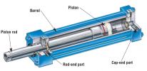 Customized Hydraulic Cylinder Hydraulic Cylinders