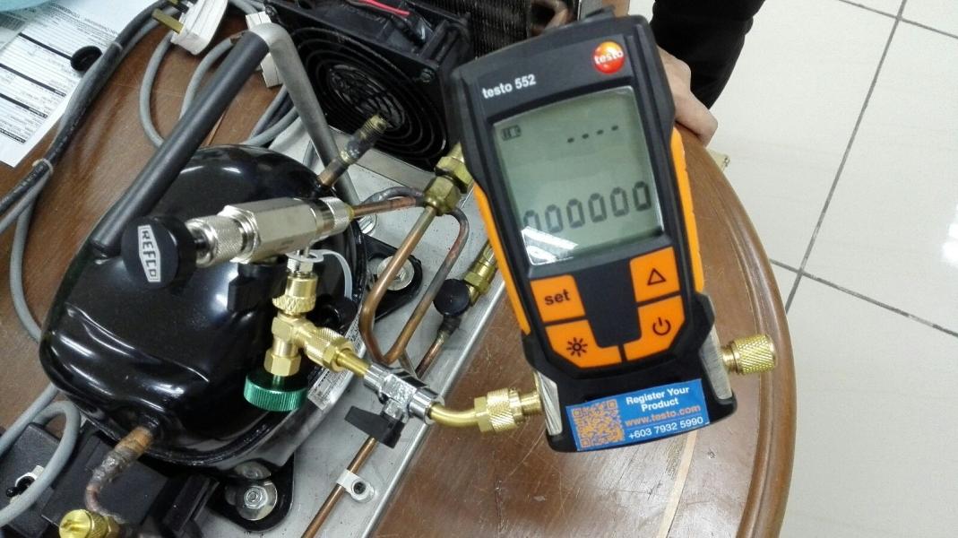 32525 REFCO Vacuum Rated Charging & Evacuation Valve (R22