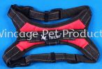 5011-5014 Reflective Dog Harness Vest Leash & Harness Dog Accessories