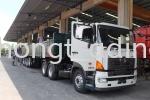 HINO SS1EKRA PRIME MOVER CARGO TRAILER 41FT 4 AXLE BDM51000KG (13) CARGO TRAILER HINO 700 Series HINO Trucks
