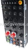 "400 Amp - 19"" RACK-CASE LINE Distribution Box Others"