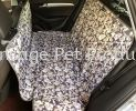 5023-5024 Waterproof Dog Car Seat Cover Dog Accessories