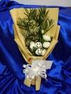 Hand Bouquet (HB-499) MIXED FLOWER BOUQUET Hand Bouquet