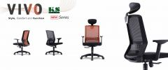 Vivo 1 KSCMB New Series Office Chair Office Chair/Seating