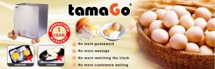 Tamago Soft Boiled Egg Machine TC-100 半生熟鸡蛋烹调机 TC-100 Egg Machine Food Genie Online