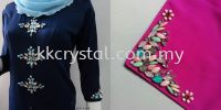 Chunky Beads, Navette, 4x8mm, Crystal AB, 50pcs/pack Chunky Beads - A1 Acrylic Colour Sew On