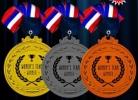 IRM029 METAL HANGING MEDAL Metal Medals Medals Trophy, Medal & Plaque