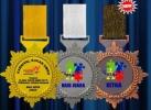 IRM028 METAL HANGING MEDAL Metal Medals Medals Trophy, Medal & Plaque