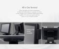 AIO1900 Monitor & Terminal POS Hardware