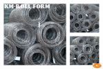 Roll Forms Roll Form Welded Mesh Steel Fabric