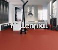 DH 3314 Brick Red Highlight LVT Luxury Vinyl Tiles