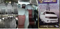 YANG TSE 3.0L 15 SEATER HIGH ROOF WINDOW VAN VAN 15 SEATER  VAN COMMERCIAL