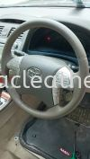 TOYOTA CAMRY REPLACE STEERING WHEEL LEATHER Steering Wheel Leather
