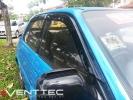 DAIHATSU CHARADE ESPRI / VALERA (G200) HATCHBACK venttec door visor CHARADE ESPRI / VALERA (G200) HATCHBACK Daihatsu
