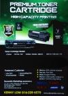 Dynamite Q2612A/CRG-303/FX9 Premium Compatible Toner Cartridge  HP/CANON Dynamite Laser Toner Cartridge