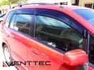 MAZDA PREMACY venttec door visor Mazda Premacy 1999-2004 Mazda