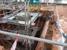 Temporary Sheet Piles Cofferdam for Pump Foundation Sheet Piling Project References