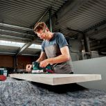METABO TURBOTEC  ORBITAL DISC SANDER, SXE 450