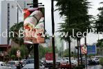 P4 Outdoor Full Color Series LED E-Bunting