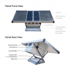 Hydropanel Solar PV and Thermal
