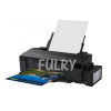 Fulry myPrinter-1800 with Fulry Ink CMYK,LM,LC Epson L Printer with Fulry Pigment Inks Machines