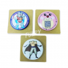 Craft Card Packaging For Button Badge (100pcs/pack) Others Badges & Keychains
