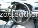 SUBARU XV Replace Steering Wheel Leather Steering Wheel Leather