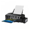 Epson L1800 with Fulry Art Pigment Ink CMYK,LM,LC Epson L Printer with Fulry Pigment Inks Machines