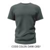 Foursquare Round Neck 160gsm Cotton TShirts Blank T-Shirts