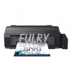 (PACKAGE BASIC 2) Heat Press Machine + Silhouette Cameo V3 Plotter + Epson L1300 with Fulry Art Pigm Basic Shirt & Sticker Business Package [Silhouette] Business Package