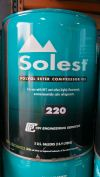 Solest 220 POE Compressor Oil Solest (USA) Cleaning Chemical and Refrigeration Oil