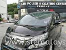 Toyota Vellfire After 3 month Come Back For Coating Maintainence , Looking Shine & Bright Done . Toyota Completed Job STE Coating