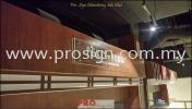 Acrylic Panel With 3D Acrylic Cut Out Acrylic Panel With 3D Acrylic Cut Out Acrylic Panel Signage