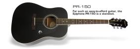 PR-150 Acoustic Guitar Epiphone