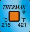 THERMAX SINGLE LEVEL ENCAPSULATED TEMPERATURE INDICATOR THERMAX TEMPERATURE STRIPS
