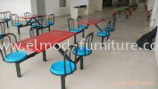 FCH541B1 Food Court Furniture / Canteen Furniture