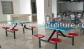 FCH540-4 Food Court Furniture / Canteen Furniture