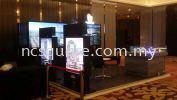 Matrix, Sheraton Hotel Exhibition Booth Booth Design