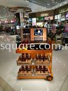 Monkey Shoulder Showcase  Window & Product Display