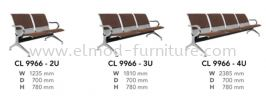 LCL747 With PU Seat & backrest Link Chair
