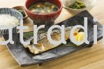 XK605 Saba 400-600 (Mackerel Fish) Fish Frozen Seafood