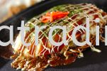 DO0017 Otafuku Okonomiyaki Sauce 2.3kg 多福日式烧饼酱汁  (Halal) Seasoning & Sauces